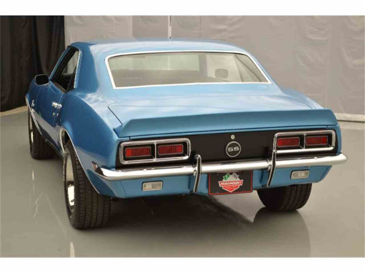 Large Picture of Classic 1968 Chevrolet Camaro Offered by Paramount Classic Car Store - EYY5