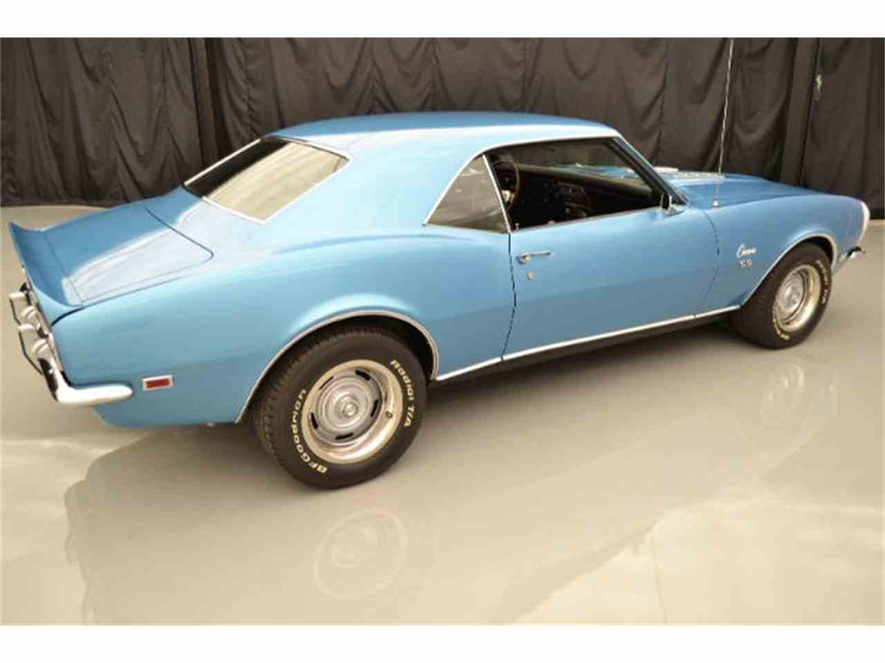 Large Picture of Classic 1968 Camaro - EYY5