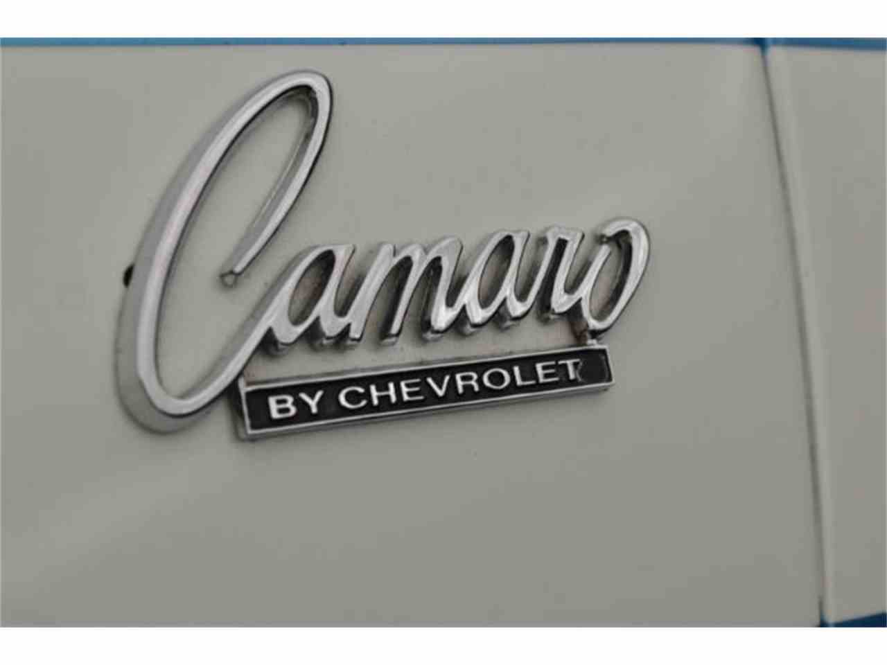 Large Picture of 1968 Camaro located in Hickory North Carolina Offered by Paramount Classic Car Store - EYY5