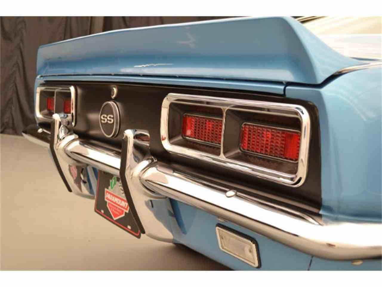 Large Picture of Classic 1968 Chevrolet Camaro located in Hickory North Carolina - $69,995.00 - EYY5