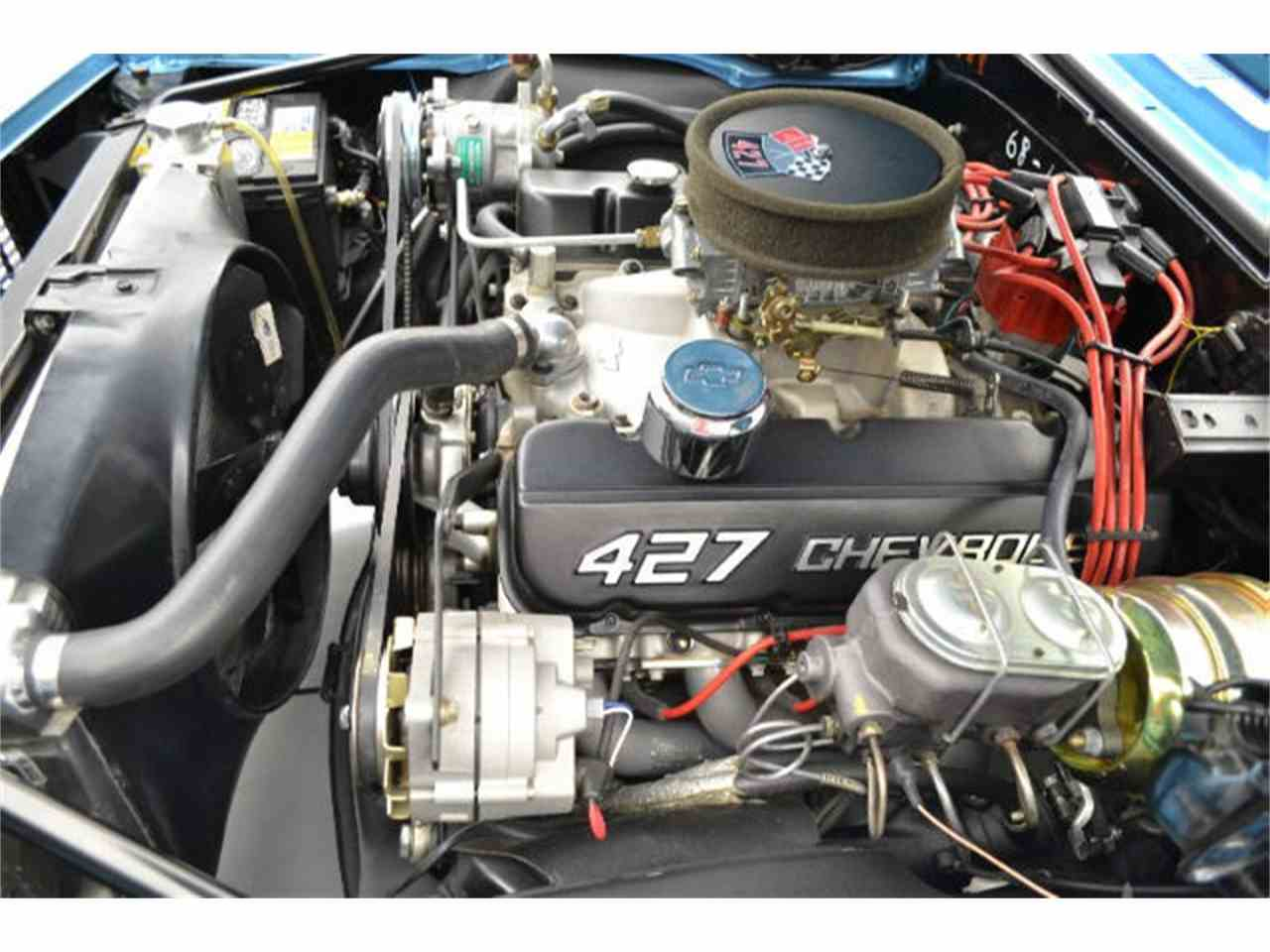 Large Picture of Classic '68 Chevrolet Camaro located in Hickory North Carolina - $69,995.00 - EYY5