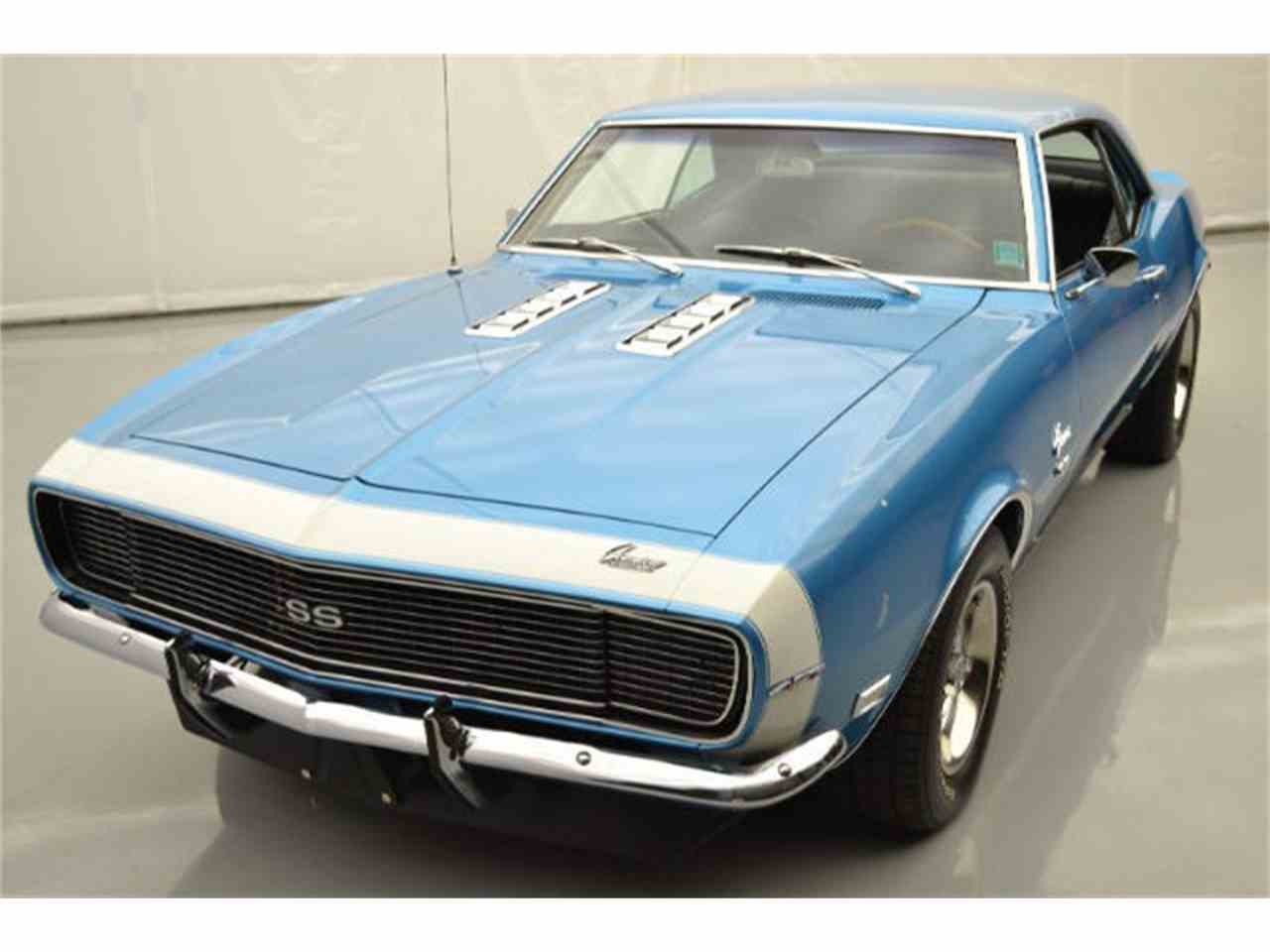 Large Picture of Classic 1968 Chevrolet Camaro - $69,995.00 - EYY5