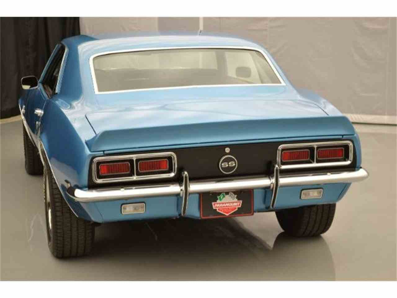 Large Picture of 1968 Chevrolet Camaro Offered by Paramount Classic Car Store - EYY5
