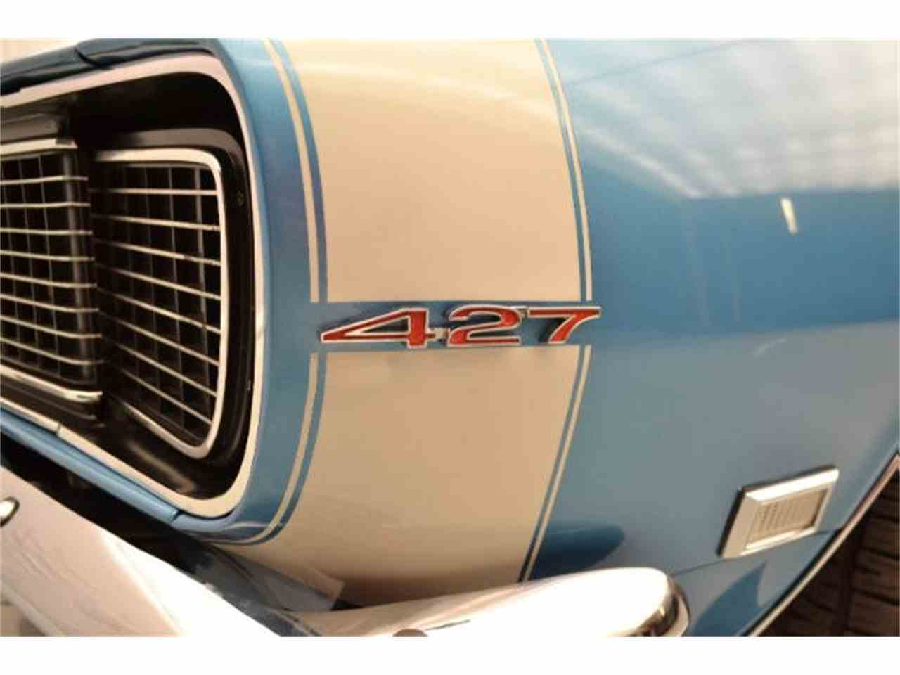 Large Picture of '68 Chevrolet Camaro located in Hickory North Carolina - $69,995.00 - EYY5