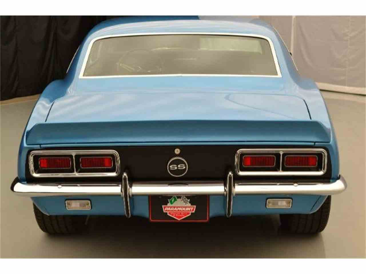 Large Picture of Classic '68 Camaro - EYY5
