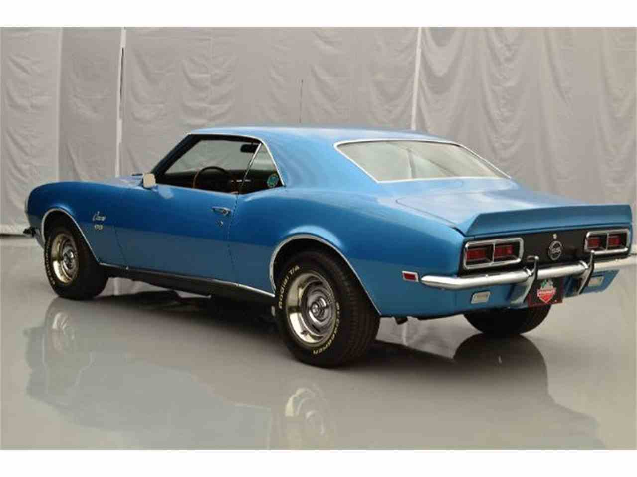 Large Picture of Classic '68 Camaro located in North Carolina Offered by Paramount Classic Car Store - EYY5