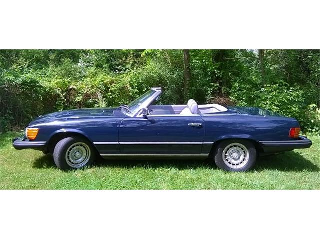 1980 Mercedes-Benz 450SL | 698527