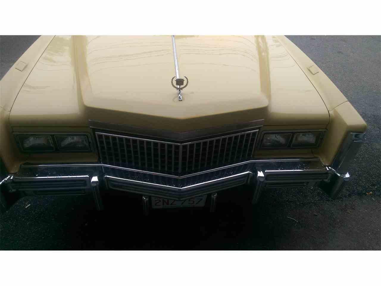 Large Picture of '75 Eldorado - EYZP