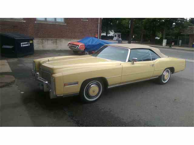 1975 Cadillac Eldorado | 698533