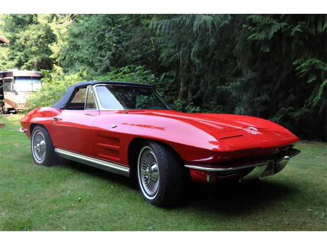 1964 Chevrolet Corvette Stingray | 698536