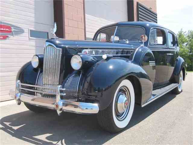 1940 Packard Super Eight | 698622
