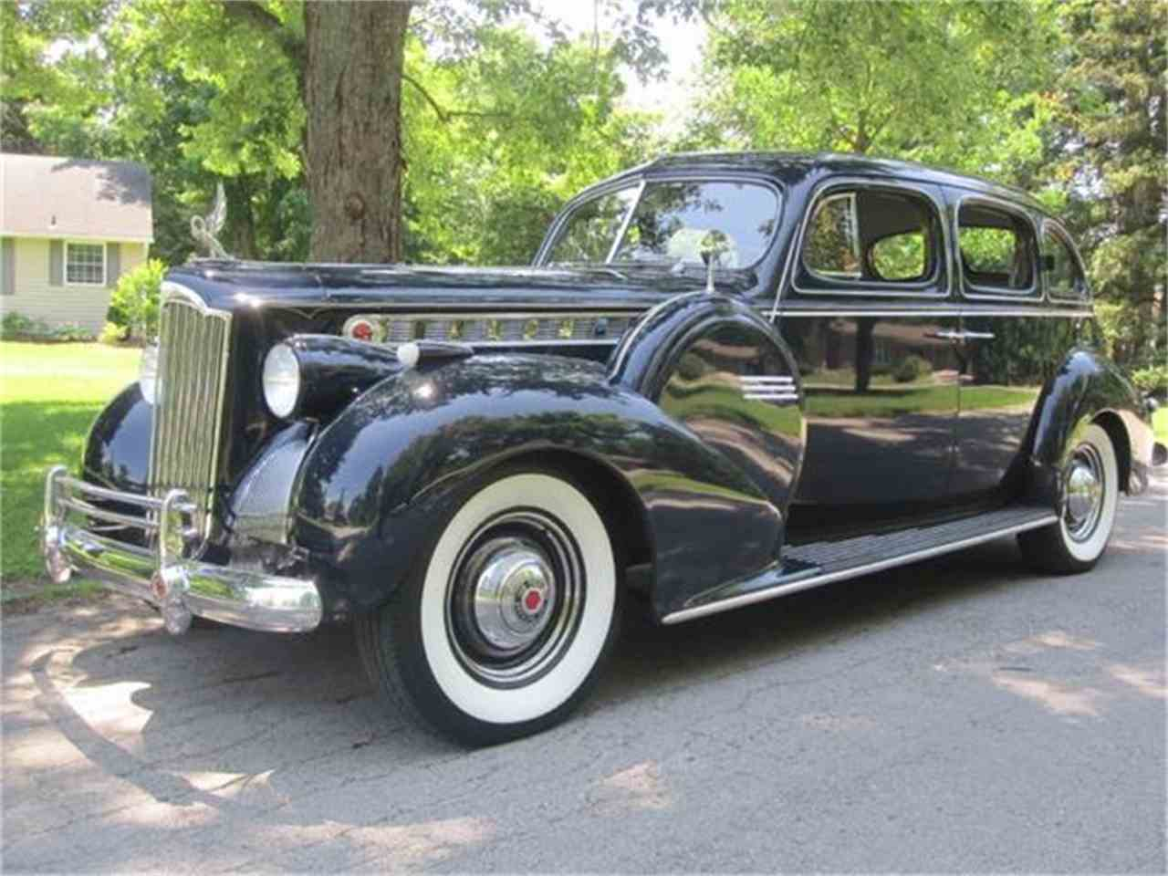 1940 Packard Super Eight for Sale | ClassicCars.com | CC ...
