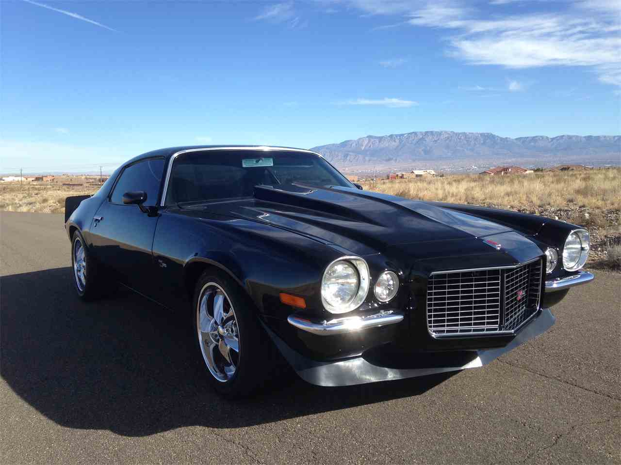 1973 chevrolet camaro z28 for sale cc 698628. Black Bedroom Furniture Sets. Home Design Ideas