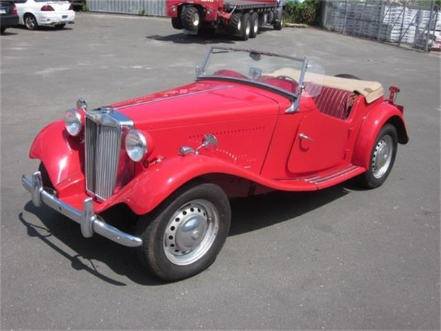 1953 MG TD | 698629