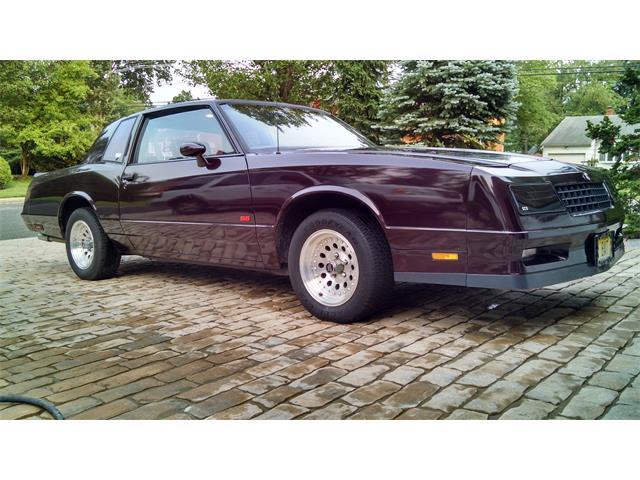 1985 Chevrolet Monte Carlo SS | 698678