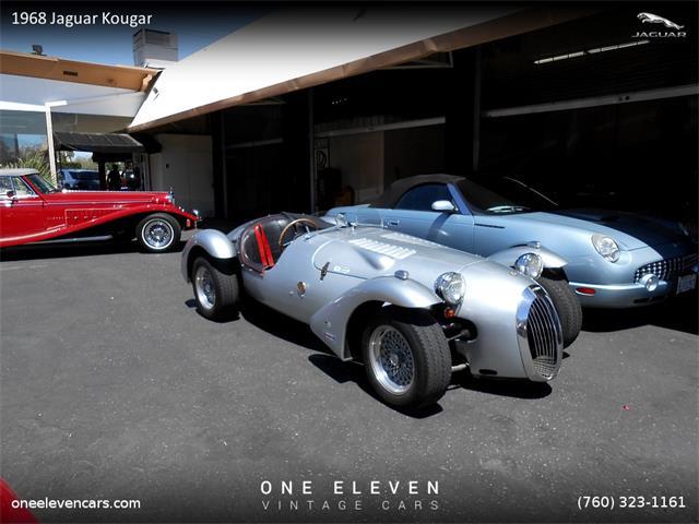 1968 Jaguar Cougar | 698763