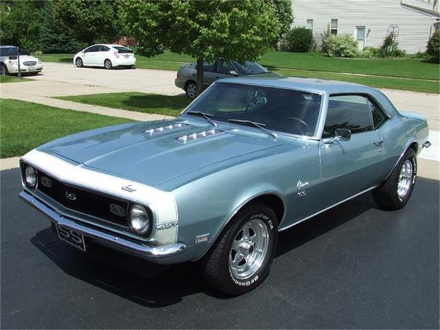 1968 Chevrolet Camaro | 698778