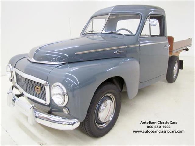 1959 Volvo PV | 698906