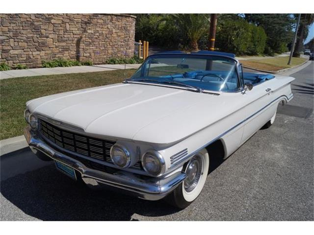 1960 Oldsmobile Dynamic 88 | 699141