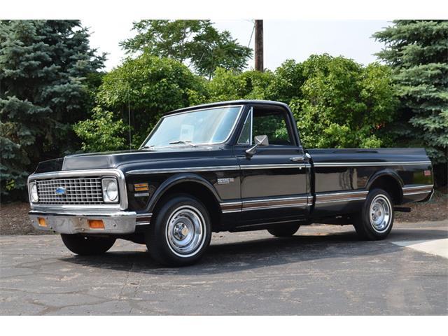 1971 Chevrolet C/K 10 | 699346
