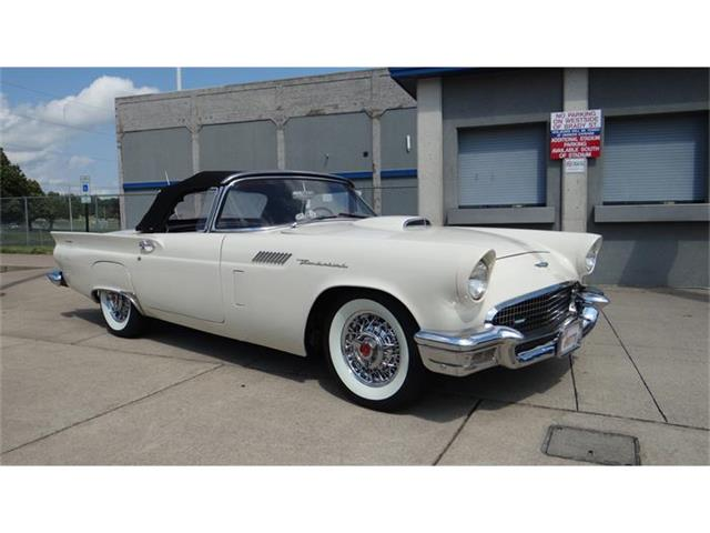 1957 Ford Thunderbird | 699369