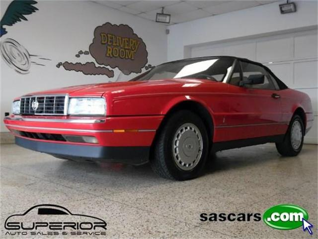 1988 Cadillac Allante | 699572