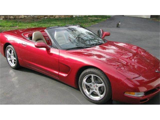 2002 Chevrolet Corvette | 699866