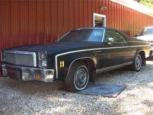 1977 Chevrolet El Camino | 70775