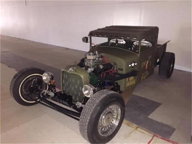 1931 Ford Model A   701010