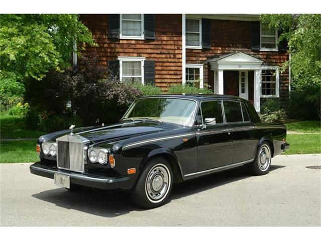 1979 Rolls-Royce Silver Shadow | 701044
