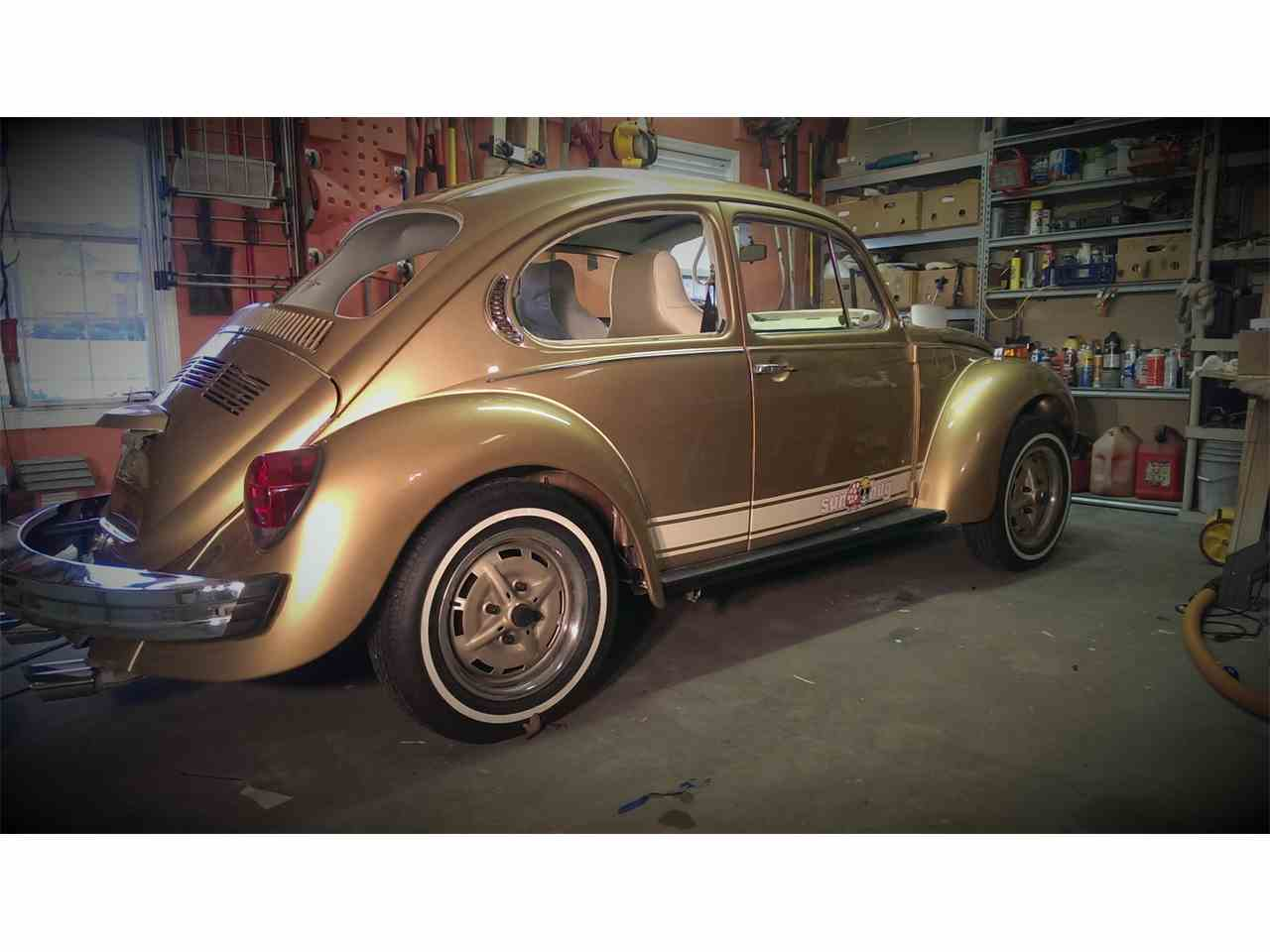 1974 Volkswagen Super Beetle For Sale Classiccars Com