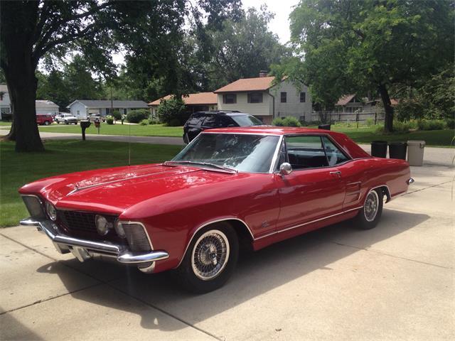1964 Buick Riviera | 701063
