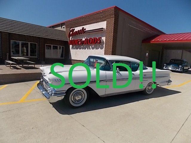 1958 Chevrolet Impala | 700107