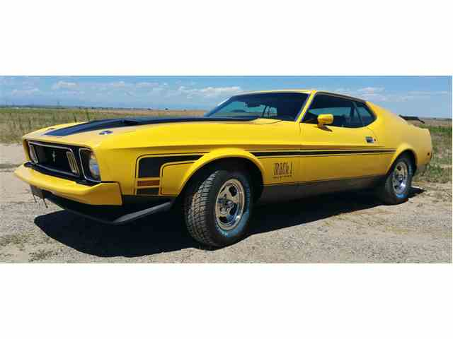 1973 Ford Mustang Mach 1 | 701122