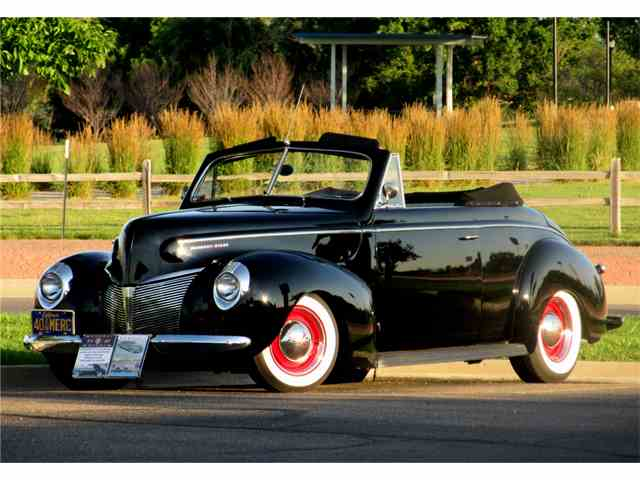 1940 Mercury Convertible | 701132