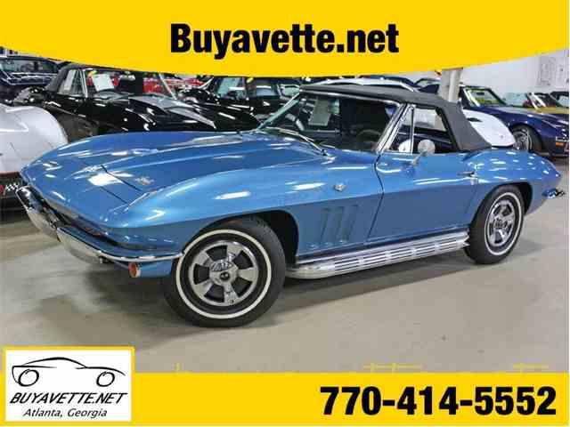 1966 Chevrolet Corvette | 701151