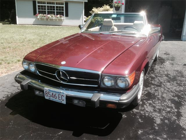 1988 Mercedes-Benz 560SL | 701225