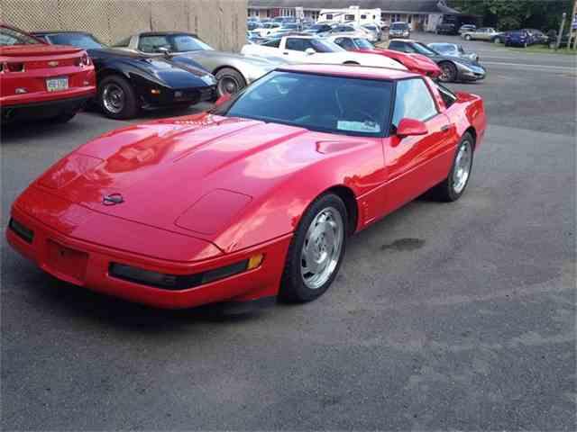 1995 Chevrolet Corvette | 701296