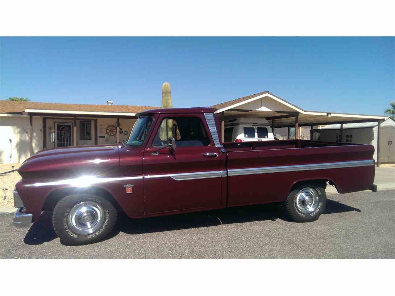 Large Picture of '64 C10 - F14K