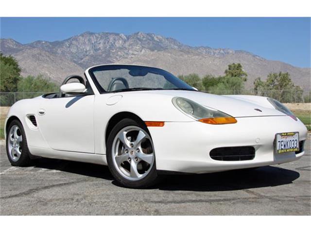2001 Porsche Boxster | 701355