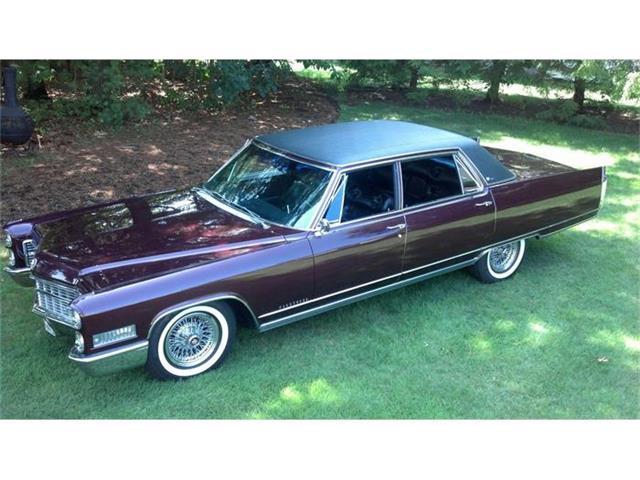 1966 Cadillac Brougham Fleetwood | 700014
