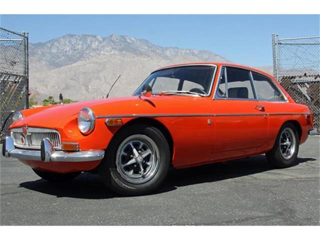 1970 MG BGT | 701543
