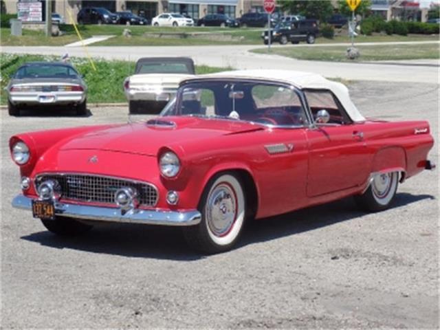 1955 Ford Thunderbird   701569