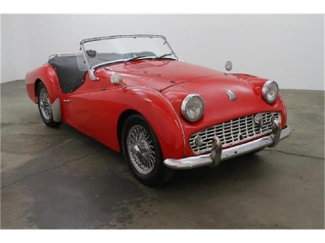 1960 Triumph TR3   701575