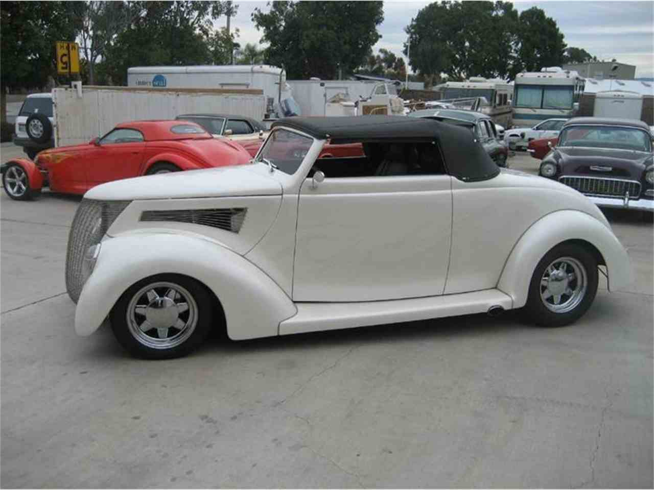 1937 Ford Convertible for Sale - CC-701646