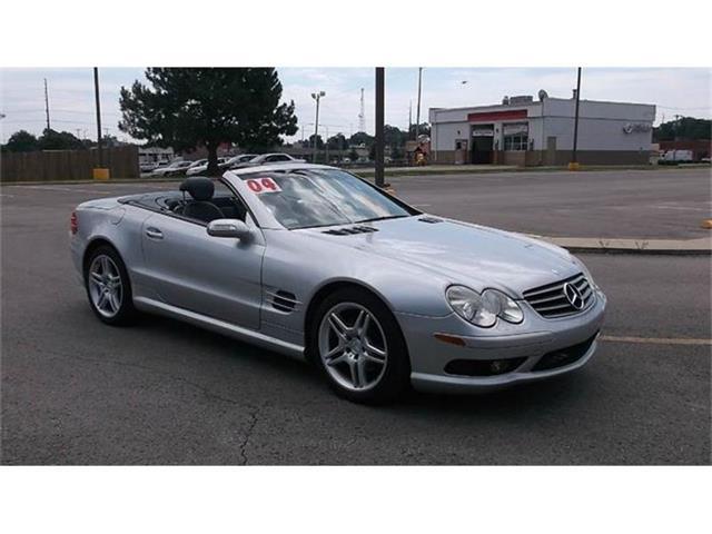 2004 Mercedes-Benz SL-Class | 701673