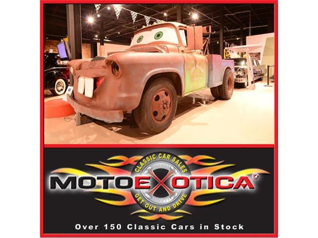 1955 Chevrolet Tow Truck | 701684