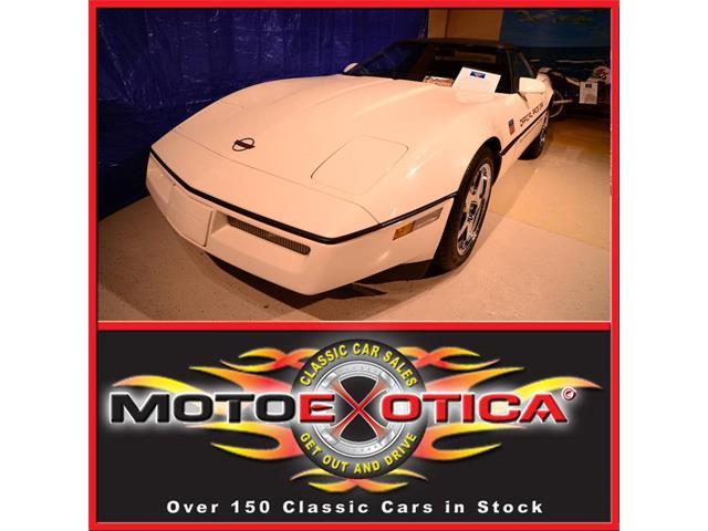 1986 Chevrolet Corvette | 701685