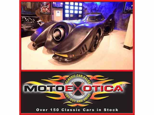 1989 Custom Batmobile | 701688