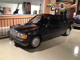 1992 Mercedes-Benz 190E - CC-701694
